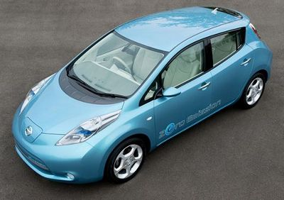 A Nissan Leaf Ad And A Word On Clean Power