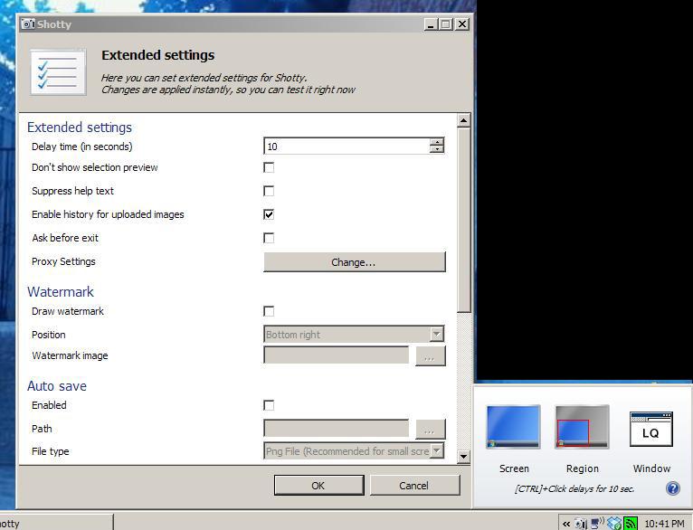 Shotty: All In One Screenshots Freeware