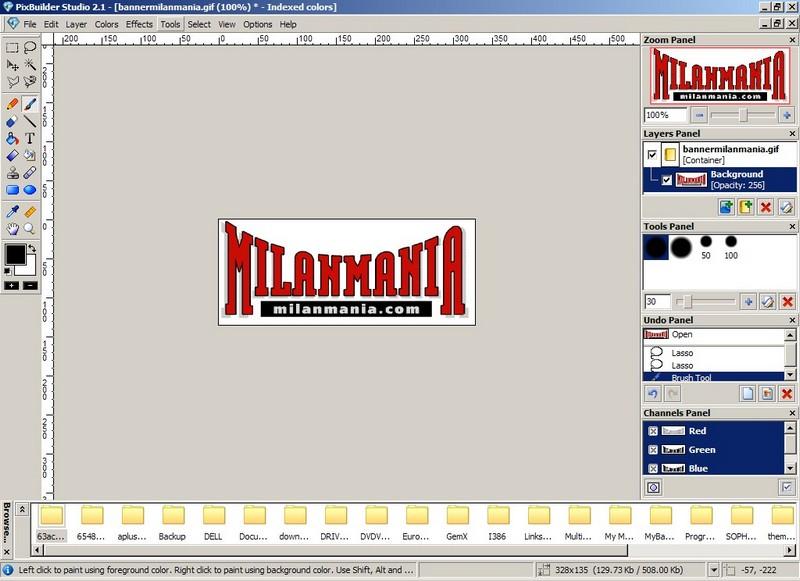 Freeware Shorts: PixBuilder Studio (Image Editor)