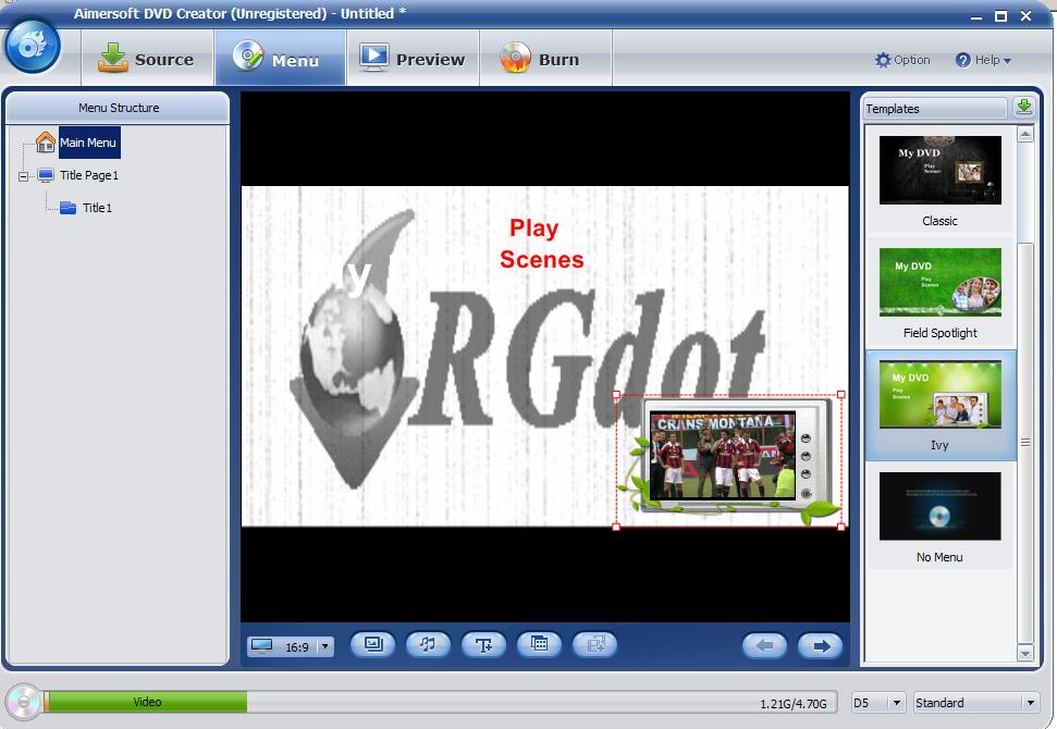 Aimersoft DVD Creator Review And Giveaway