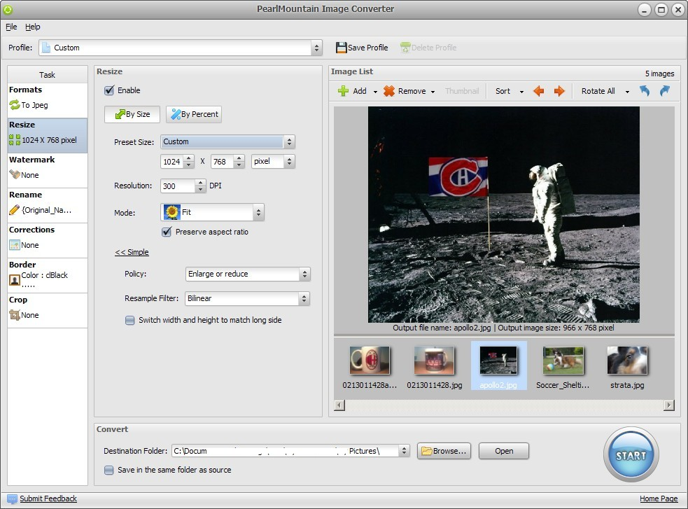 PearlMountain Image Converter Giveaway