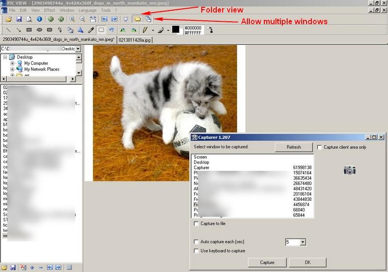 Alternate Pic View: Freeware Image Tool