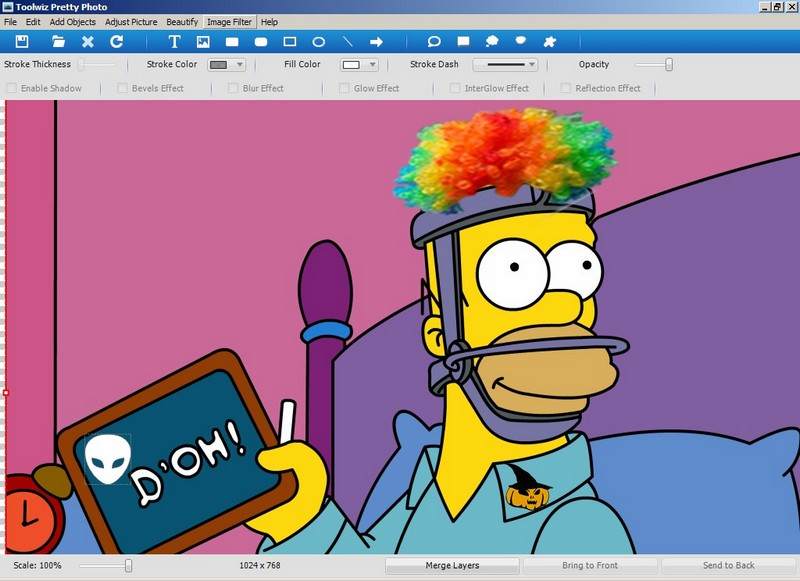 ToolWiz Pretty Photo: Fun, Feature-Packed Freeware Image Editor