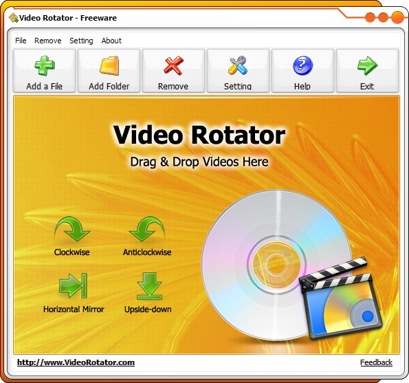 Video Rotator: Freeware That Does What It Says!