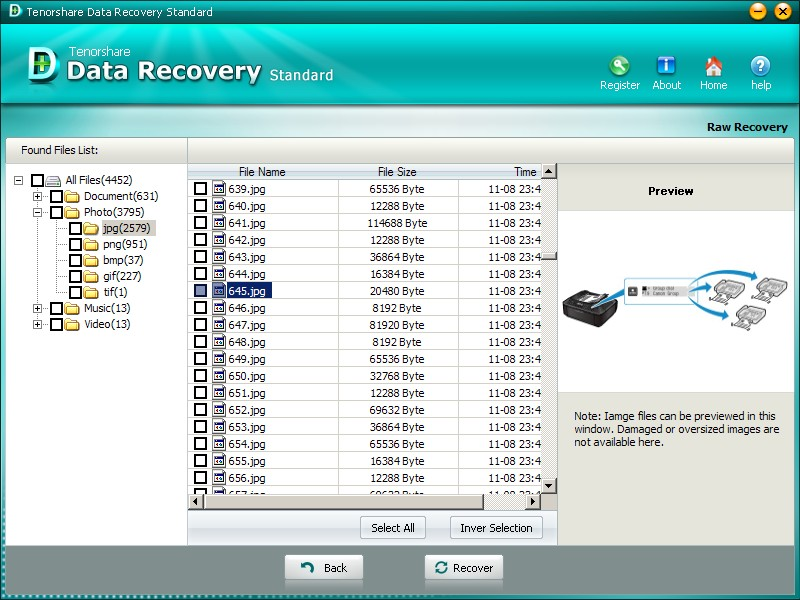 Giveaway: Tenorshare Data Recovery Standard