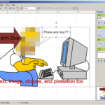 iPhotoDraw: Freeware Image Annotations