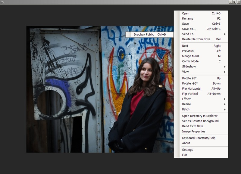 pViewer: Another Minimalist Image Viewer