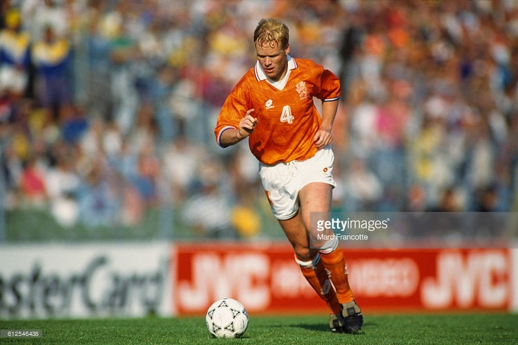 Ronald Koeman Takes Charge of Holland National Team