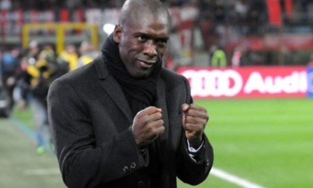 Clarence Seedorf Is The New Cameroon Coach