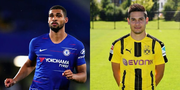 Value Tracker: Loftus Cheek, Guerreiro