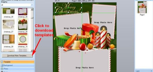 Picture Collage Maker Pro Christmas Pack
