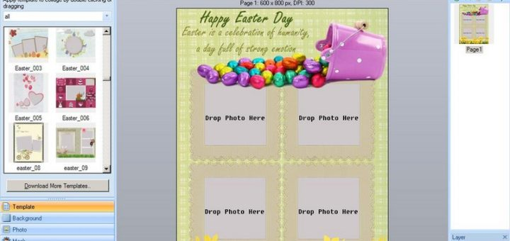 Picture Collage Maker Pro Easter Edition