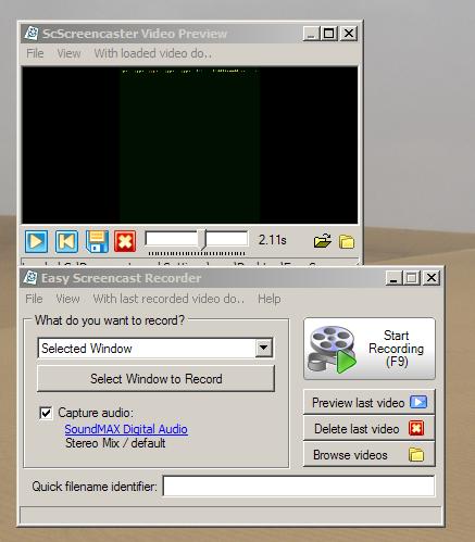 Easy Screencast Recorder